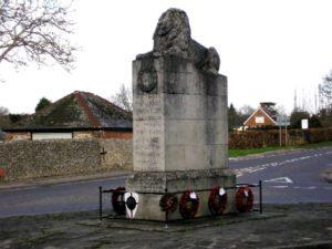 Eastergate War Memorial