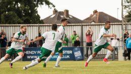Ollie Pearce Goal