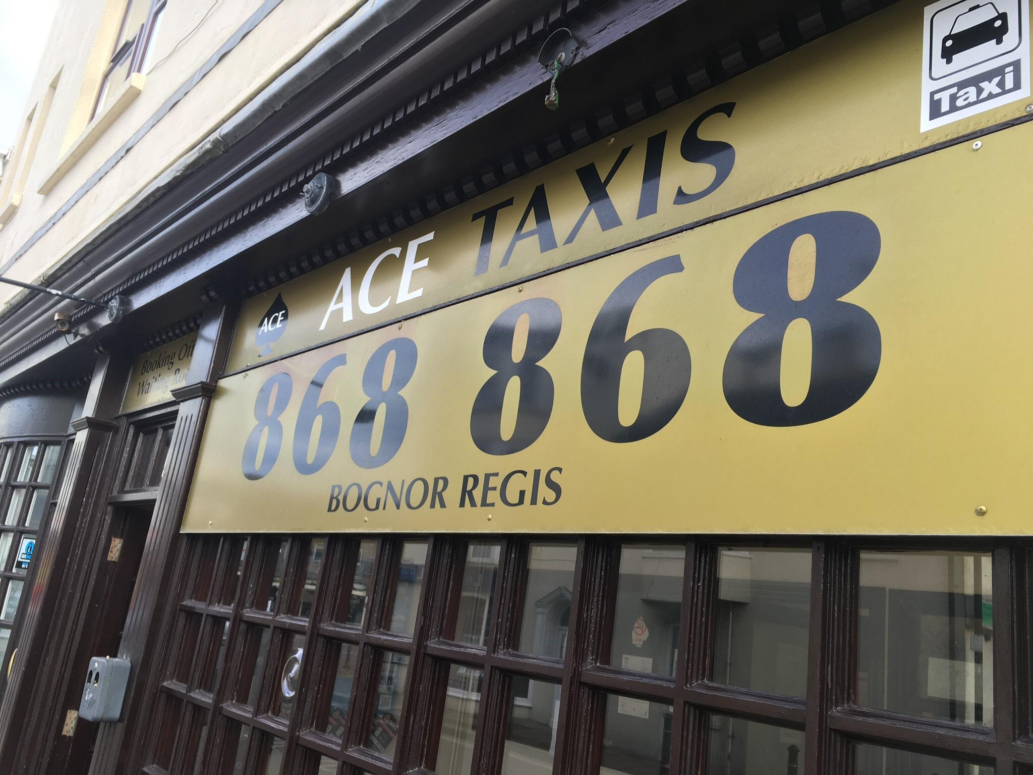 Ace Taxi Facade