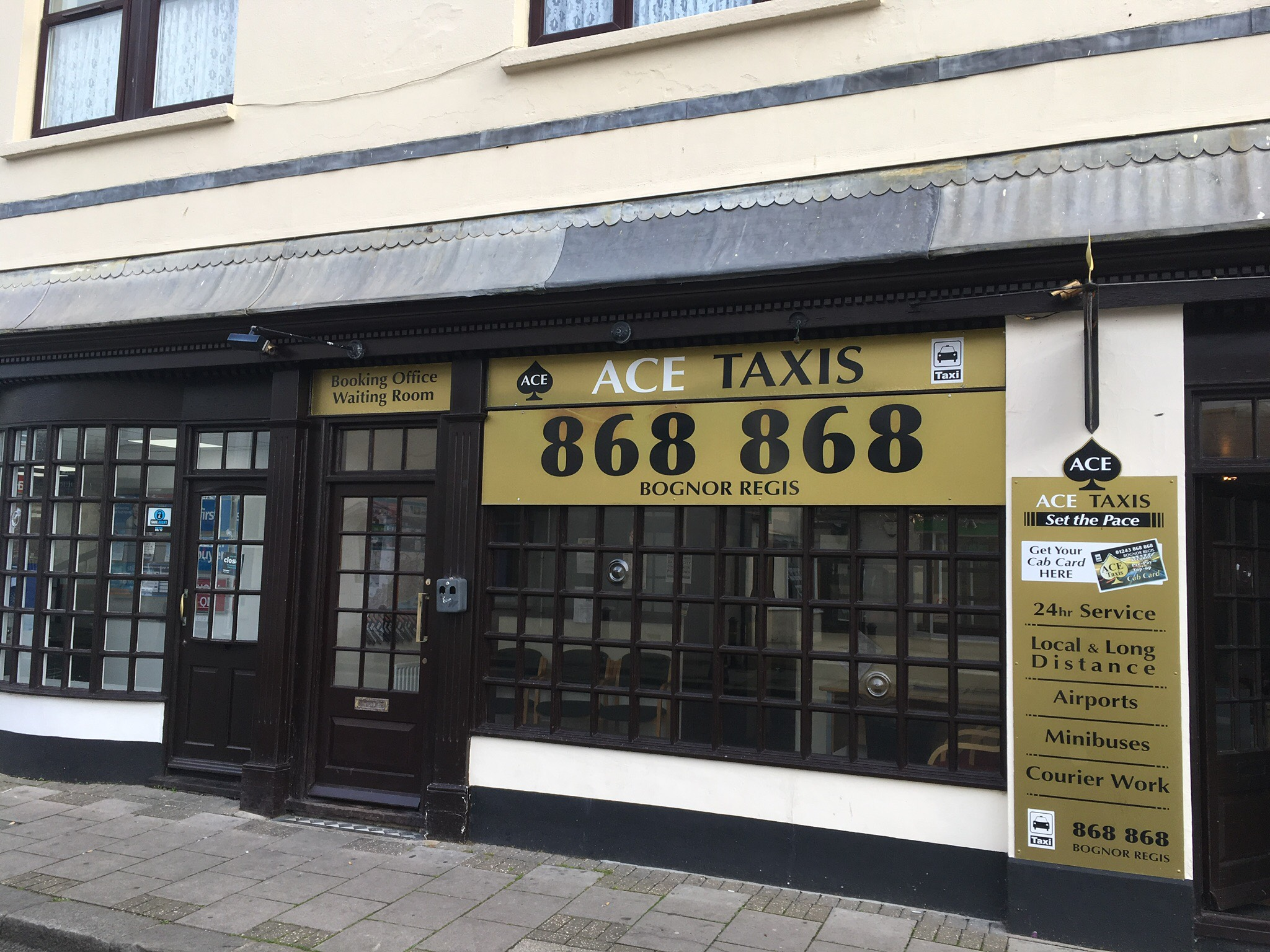 Ace Taxis Shop