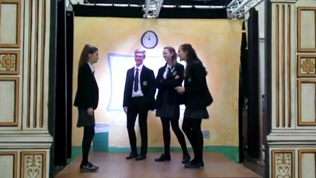 Young Carers film 3